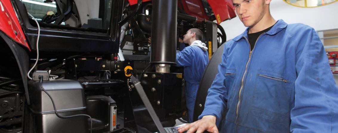 Le métier de Mécanicien Machines Agricoles