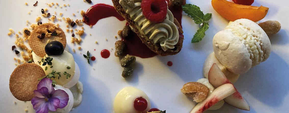 MC Cuisinier en Desserts de Restaurant