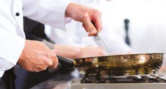 Le métier de Cuisinier