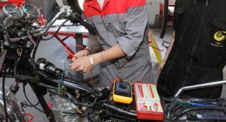 MC MSEA Maintenance des Systèmes Embarqués de l'Automobile Option D Motocycles
